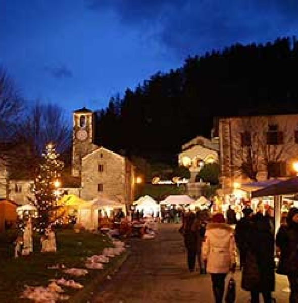 Christmas Market   Palazzuolo sul Senio