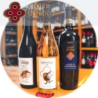 Croce di Febo wine shop