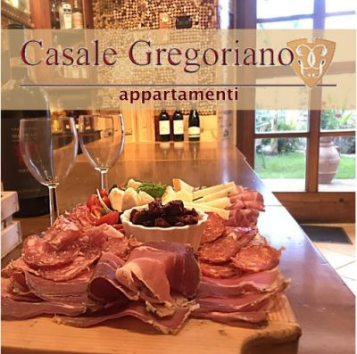 Casale Gregoriano B&B luxury
