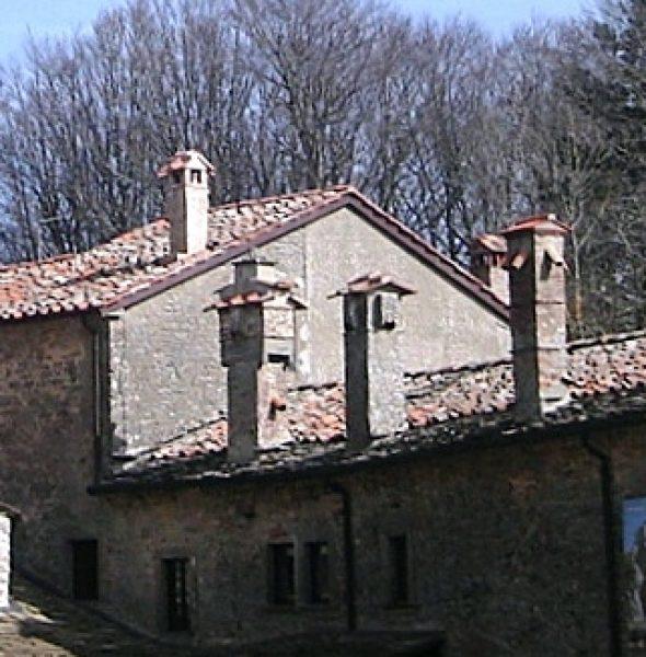 La Donazione del Monte della Verna a San Francesco