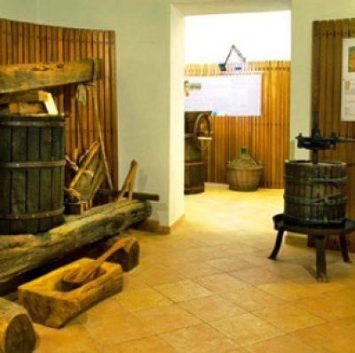 Museo della Vite e del Vino di Montenero d'Orcia