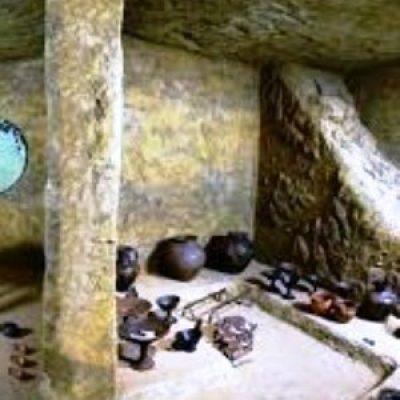 Necropoli etrusca dei Morelli
