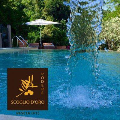 Podere Scoglio d'Oro luxury farmhouse