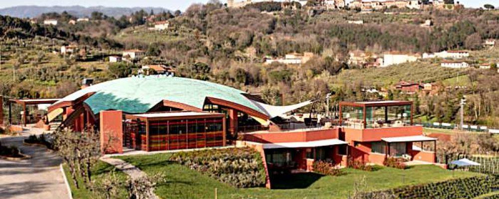 Buonamico wine resort da sogno