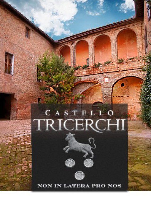 Castello Tricerchi Winery