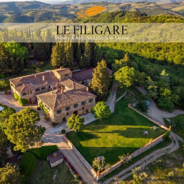 Le Filigare Winery & Resort in Chianti