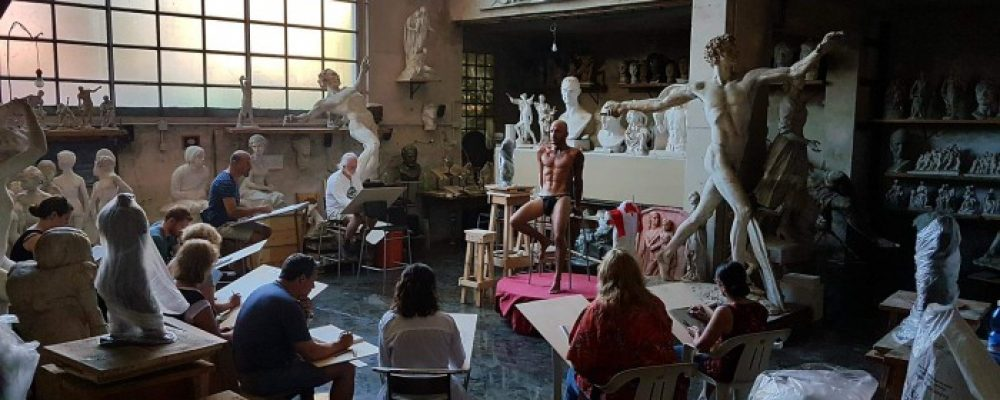 Classical Italian Sculpture Workshop