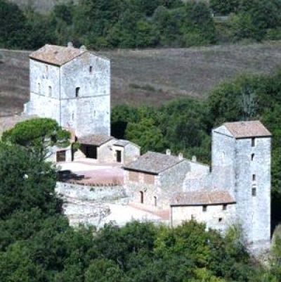 Castello di Montarrenti