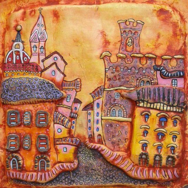Konstantina Daskalaki paintings