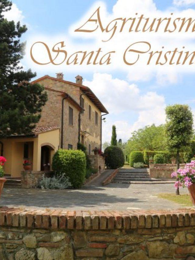 Santa Cristina farmhouse
