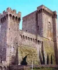 Rocca di Piancastagnaio