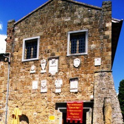 Palazzo Pretorio e Centro di Documentazione del Territorio