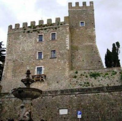 Rocca Aldobrandesca di Manciano
