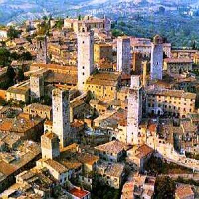 Tour di Colle Val d'Elsa, Monteriggioni e San Gimignano