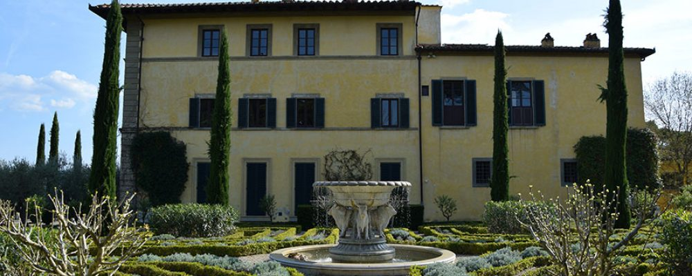 The estate of Sting is a Tuscan dream come true