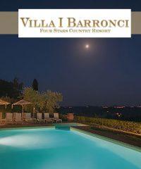 Villa I Barronci Resort