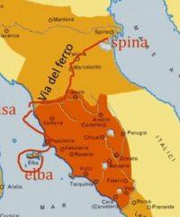 Via del Ferro Etrusca