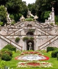 Giardino di Villa Garzoni