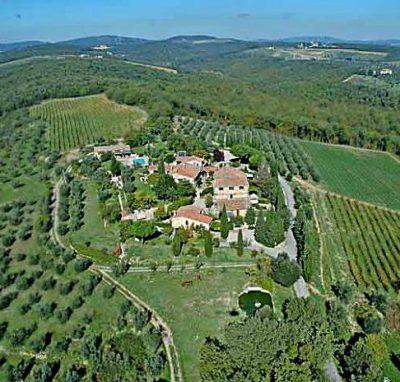 Agriturismo a Castelnuovo Berardenga