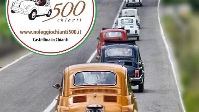 Noleggio Chianti 500