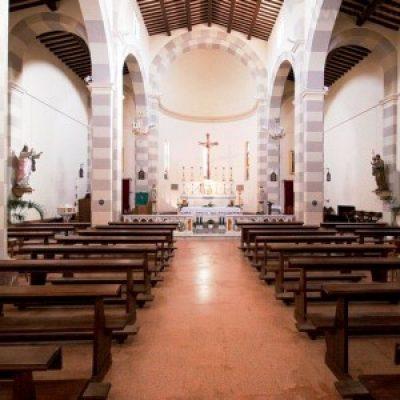Pieve di San Giuliano a Gavorrano