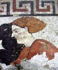 Tomba della Quadriga Infernale