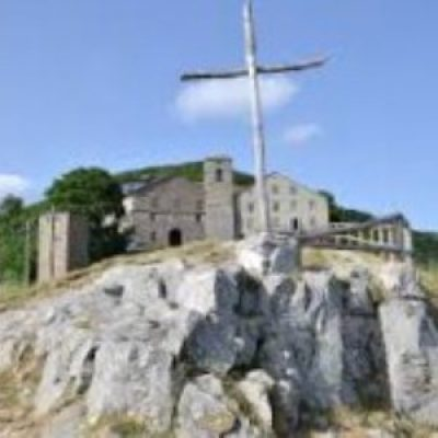 Santuario di San Pellegrino in Alpe