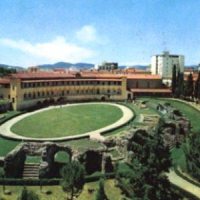 Anfiteatro romano e Museo archeologico statale Gaio Cilnio Mecenate
