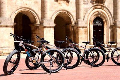 90% del territorio toscano è percorribile in bicicletta