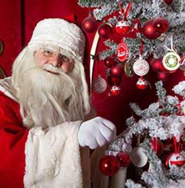 Christmas Village   Montepulciano