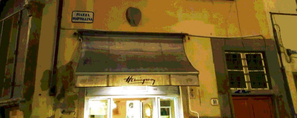 Cioccolateria Hemingway inaugurazione a Firenze