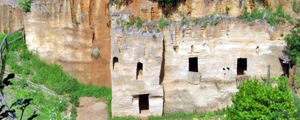 I luoghi degli Etruschi