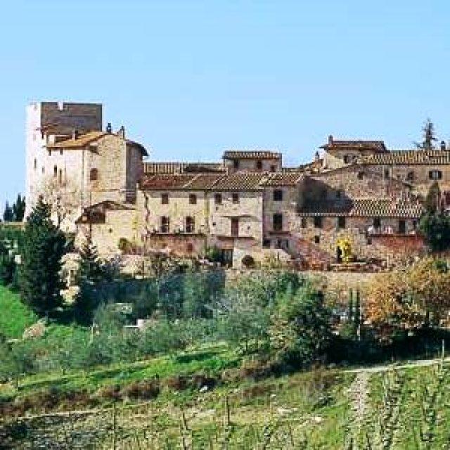 Borgo e Castello di Vertine