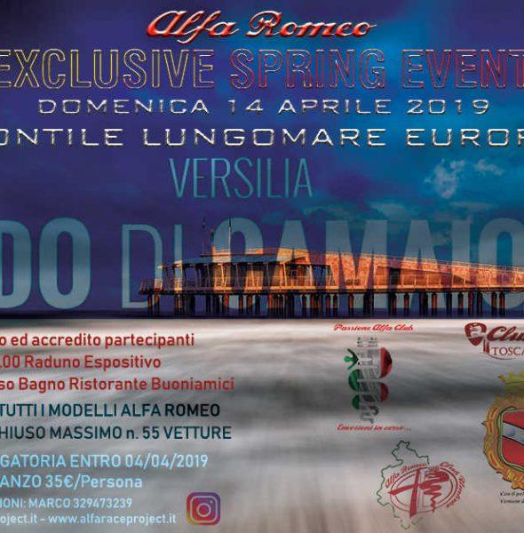 Alfa Romeo Exclusive Spring Event