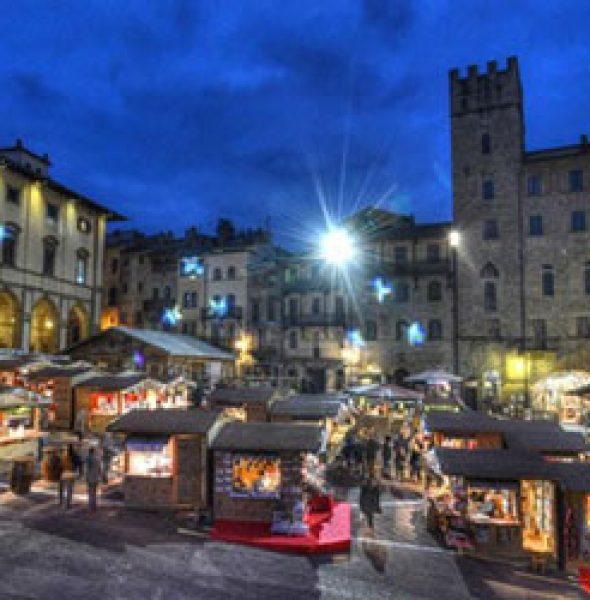 Arezzo Christmas City – Città del Natale