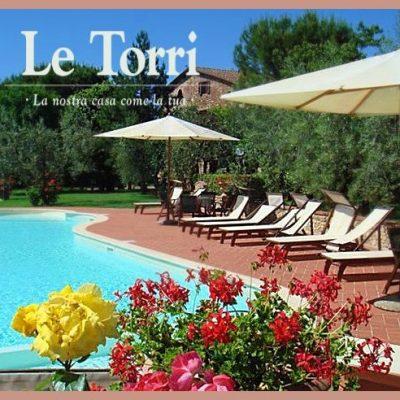 Villa Le Torri Holiday House