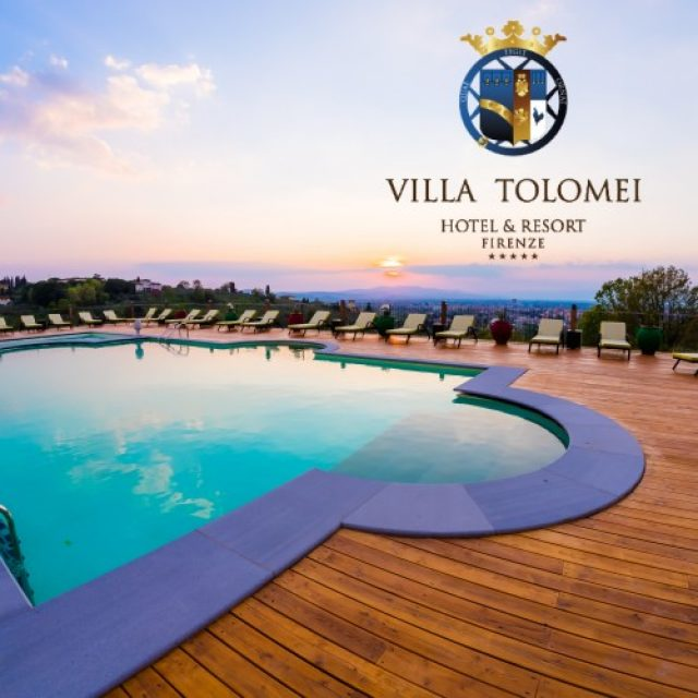 Villa Tolomei  Hotel & Resort