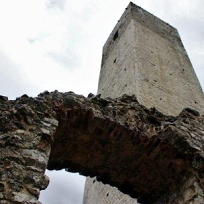 Torre dei Barbarossa – Rocca di castruccio (Rocca Nuova)