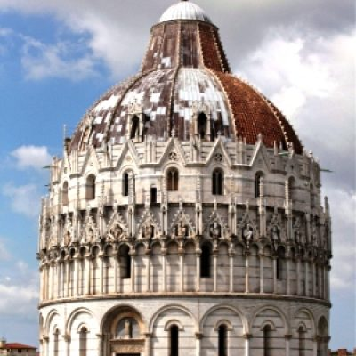Battistero di San Giovanni – Pisa