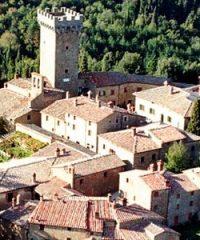 Castello di Gargonza