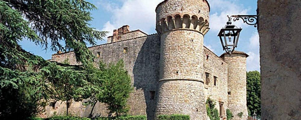 The 10 most beautiful castles of Tuscany
