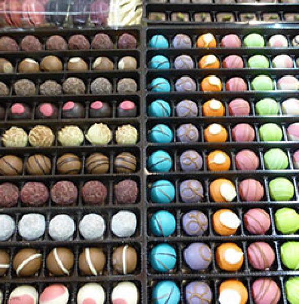 Chocolate Fair | Florence