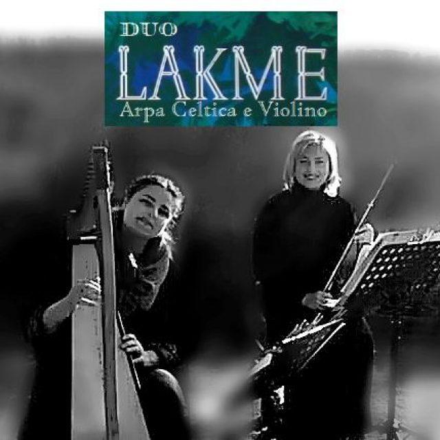 Duo Lakme  – Arpa, violino, voce, organo
