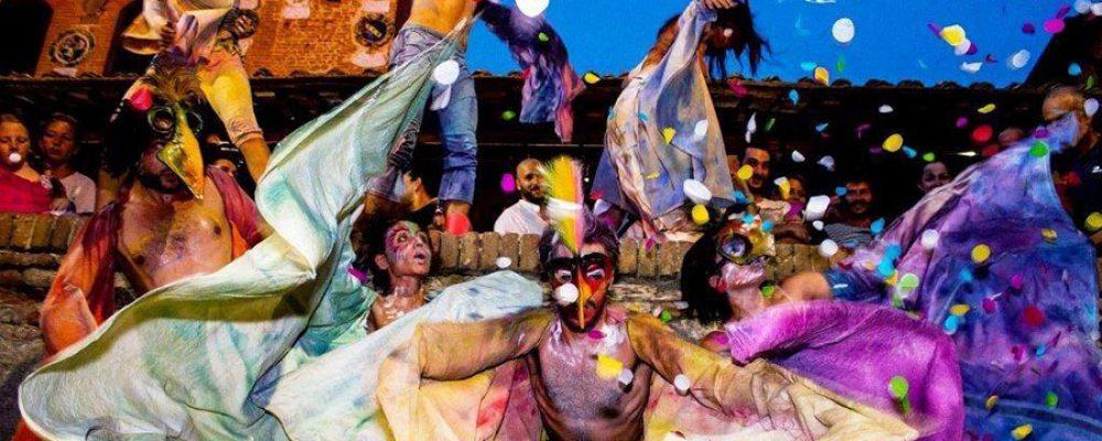 Street Theater Festival Mercantia Certaldo