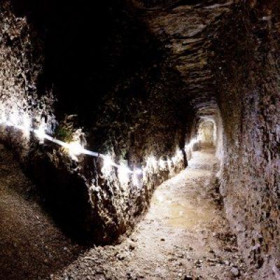 Gallerie Minerarie del Cornacchino