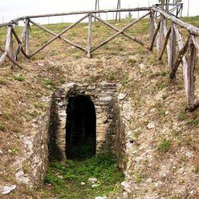 Necropoli di Santa maria in Borraccia