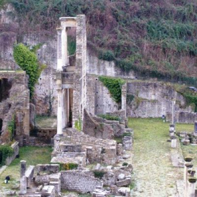 Parco Archeologico Enrico Fiumi e Teatro Romano