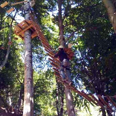 Parco Avventura Fosdinovo- arborismo