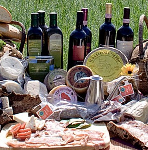 Mostra-mercato a Fivizzano