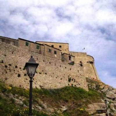 Rocca Aldobrandesca Isola del Giglio